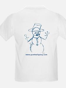 Evil Snowman T-Shirt