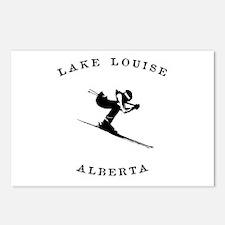 Lake Louise Alberta Canada Postcards (Package of 8