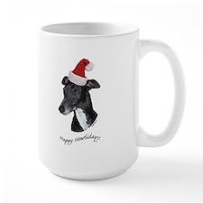 Howliday Whippet Mug