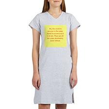 albers2.png Women's Nightshirt