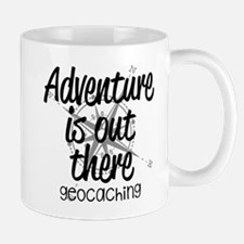 Adventure is Out There Mugs
