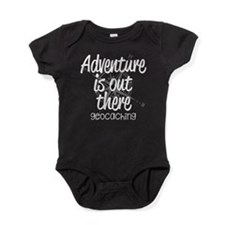 Adventure is Out There Baby Bodysuit