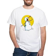 Evil Snowman 2 Shirt