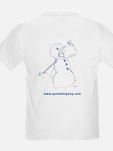 Evil Snowman 2 T-Shirt