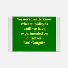 gauguin9.png Rectangle Magnet