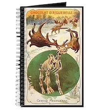 Cervus Megaceras Journal