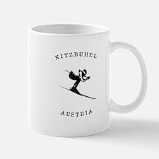 Kitzbuhel Austria Skiing Mugs