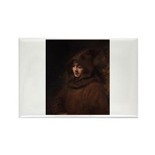 rembrant2.png Rectangle Magnet