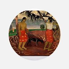 """paul gauguin 3.5"""" Button (100 pack)"""