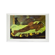 paul gauguin Rectangle Magnet