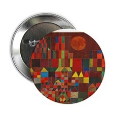 "paul klee 2.25"" Button"