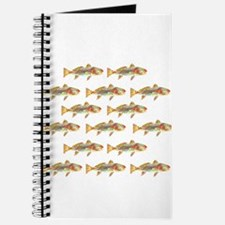 Redfish pattern Journal