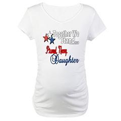 Proud Navy Daughter Shirt