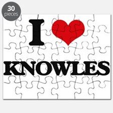 I Love Knowles Puzzle
