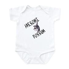 Awesome Possum Infant Bodysuit