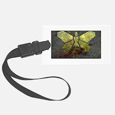 Golden Moth Chemical Logo Luggage Tag