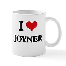I Love Joyner Mugs