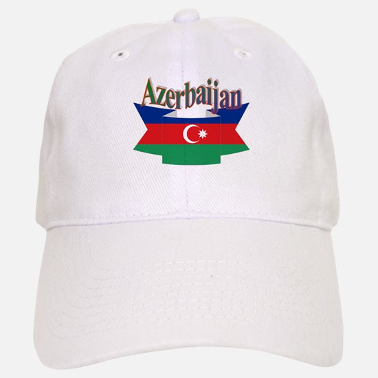 Azerbaijani ribbon Baseball Baseball Cap