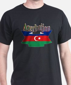 Azerbaijani ribbon T-Shirt