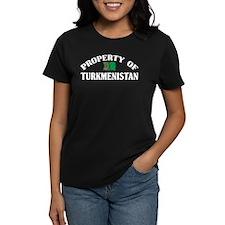 Property Of Turkmenistan Tee