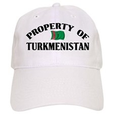 Property Of Turkmenistan Baseball Cap