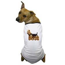 Australian terrier Boss Dog T-Shirt