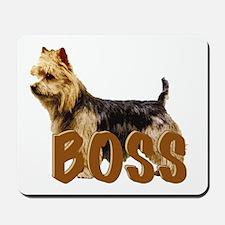 Australian terrier Boss Mousepad