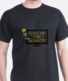 King of the Remote T-Shirt