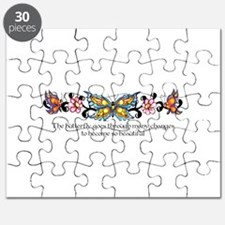 THROUGH MANY CHANGES Puzzle