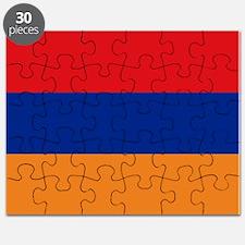 Armenian flag Puzzle