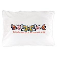 BUTTERFLIES LEAD YOU Pillow Case