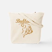 BULLDOG (both sides) Tote Bag