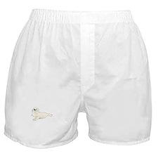 HARP SEAL PUP Boxer Shorts