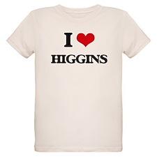 I Love Higgins T-Shirt