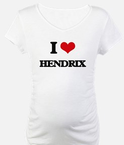 I Love Hendrix Shirt