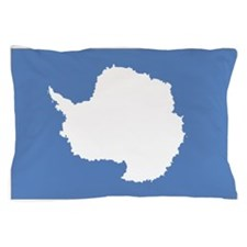 Antarctic flag Pillow Case