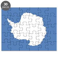 Antarctic flag Puzzle