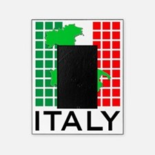 italy flag 03 Picture Frame