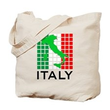 italy flag 03 Tote Bag