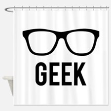 Geek Shower Curtain