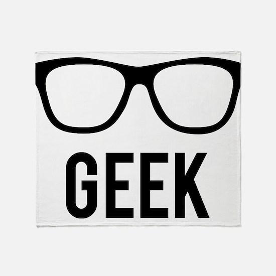 Geek Throw Blanket