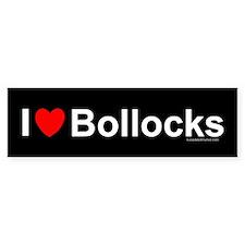 Bollocks Bumper Sticker