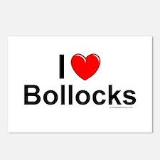 Bollocks Postcards (Package of 8)
