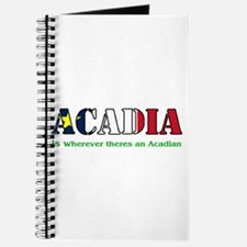 Acadia is where LARGE Journal