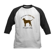 Curly Coat Retriever Tee