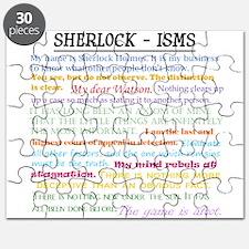 Sherlock-isms Puzzle