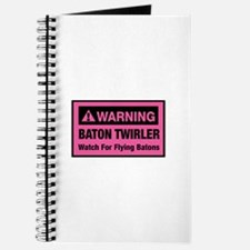 WARNING Baton Twirler Journal