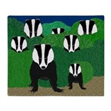 Badgers Blankets