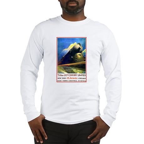 NY to Chicago Long Sleeve T-Shirt