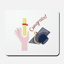 Congrats! Mousepad